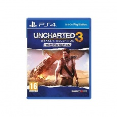 SONY PS4 hra Uncharted 3: Drake's Deception