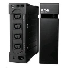 Eaton Ellipse ECO 800 USB IEC, UPS 800VA / 500W, 4 zásuvky IEC (3 zálohované)