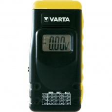 CONRAD Digitální zkoušečka baterií Varta