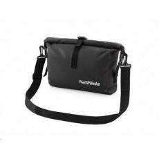 Naturehike vodotěsná taška přes rameno 6l 300g - černá