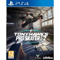PS4 hra Tony Hawk´s Pro Skater 1+2