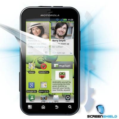 ScreenShield fólie na celé tělo pro Motorola Defy+