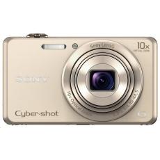 SONY DSCWX220N Cyber-Shot 18.2MPix, 10x zoom, Wi-Fi - zlatý