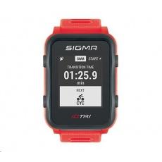 Sigma iD.TRI Basic neon červená