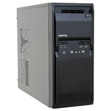 CHIEFTEC skříň Libra Series/Miditower, LG-01B-OP, Black, USB 3.0, bez zdroje