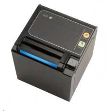 Seiko pokladní tiskárna RP-E10, řezačka, Horní výstup, USB, černá
