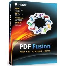 Corel PDF Fusion Maint (1 Yr) ML (1,001-2,500) ESD