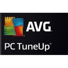 _Nová Licence AVG PC TuneUp ZAKL. EDICE 8 lic. (12 měs.) SN Email ESD