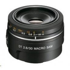 SONY SAL30M28.AE objektiv 30mm/F2.8