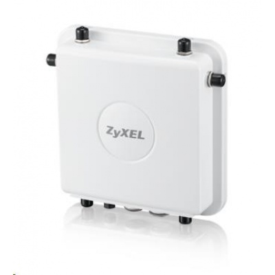 Zyxel WAC6553D-E Wireless AC Outdoor Access Point, Dual radio, bez antén (N-type konektory), PoE, bez zdroje