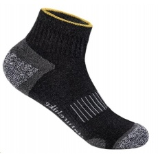 Naturehike sportovní ponožky vel. 35-38 - černá