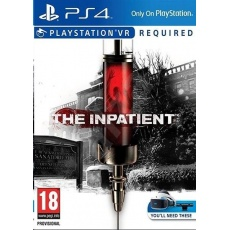 SONY PS4 hra The Inpatient