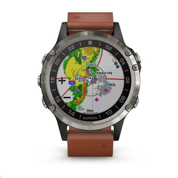8db35cf3f Garmin GPS sportovní hodinky D2 Delta - GOLIÁŠ -kancelářská technika