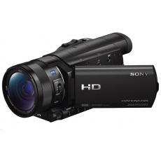 SONY HDRCX900EB kamera, 12x zoom, Full HD, 14.2MPix