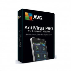 _Nová AVG Antivirus pro Android Pro - 1 zařízení na 12 měsíců ESD