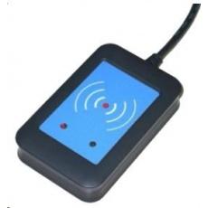 Elatec RFID čtečka TWN4, Legic NFC, 125kHz/13,56MHz, USB, černá