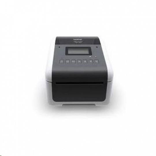 BROTHER tiskárna štítků TD-4550DNWB (tisk títků, 300 dpi, max šířka štítků 108 mm) USB,LAN,WiFi,Blu.