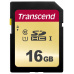 TRANSCEND SDHC karta 16GB 500S, UHS-I U1 (R:95/W:60 MB/s)