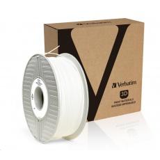 VERBATIM 3D Printer Filament PRIMALLOY 1.75mm, 191m, 500g white