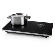 DOMO DO326IP Indukční vařič dvouplotýnkový