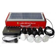 Viking solární sestava LED světel Home Solar Kit RE5204