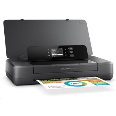 HP Officejet 202 Mobile Printer (A4, 10 ppm, USB, Wi-Fi)