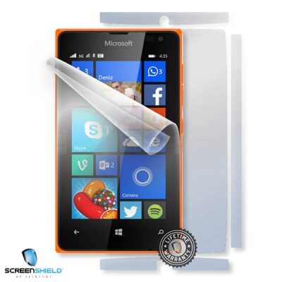 ScreenShield fólie na celé tělo pro Microsoft Lumia 435