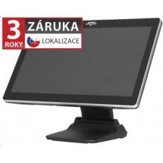 """Virtuos AerPOS PP-8642CV, 22"""", i3, 4GB RAM, kapacitní, bezrámečkový - bez HDD"""