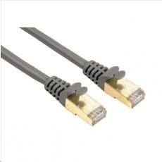 Hama sieťový patch kábel CAT 5e, 2xRJ45, tienený, 15 m, blister