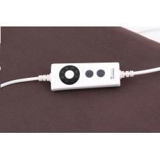 DOMO DO605ED Elektrická vyhřívací dečka s časovačem - fleece