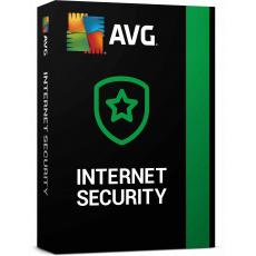 _Nová Licence AVG Internet Security pro Windows 5 lic. (24 měs.) SN Email ESD