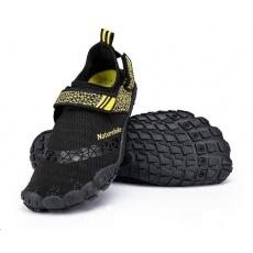 Naturehike boty do vody 300g vel. XL - černá-žlutá