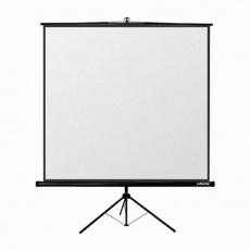 Reflecta TRIPOD Crystal Lux (240x240cm, 2cm černý okraj) plátno stojanové