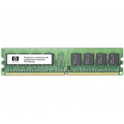 HP memory 2GB (1x2GB) SR x8 PC312800E (DDR3-1600) Unbuffered CAS11 669320-B21 hp renew