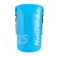 Naturehike vodotěsný batoh 250D 25l 600g - modrý