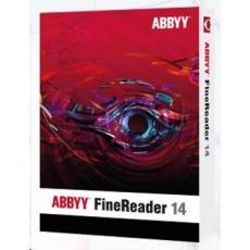ABBYY FineReader 14 Standard / Upgrade / standalone / ESD