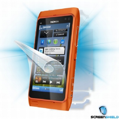 ScreenShield fólie na celé tělo pro Nokia N8
