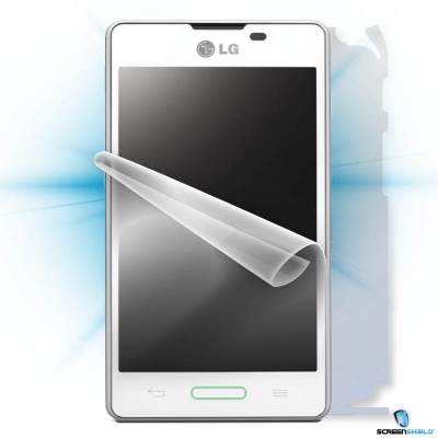 ScreenShield fólie na celé tělo pro LG E460 Optimus L5 II