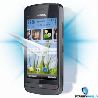 ScreenShield fólie na celé tělo pro Nokia C5-03