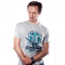 Tričko GLO WOT LOGO T-SHIRT L