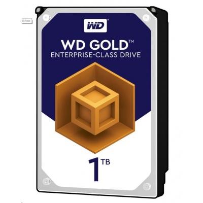 WD GOLD WD1005FBYZ 1TB SATA/ 6Gb/s 128MB cache 7200 ot.