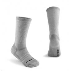 Naturehike ponožky merino vel. 36-39 - šedá