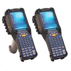 Motorola/Zebra terminál MC9200 GUN, WLAN, 1D, 512MB/2GB, 53 key, Windows CE7, BT