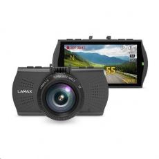 LAMAX DRIVE C9 GPS (s detekcí radarů) - kamera do auta
